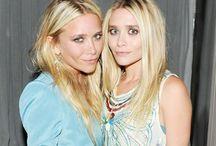 Olsen Twins [Style Crush]
