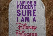 So...I'm Pretty Sure I'm a Disney Princess / by Erica Williams