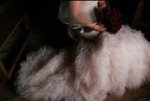 Wedding Dresses / Gorgeous wedding dresses from real Knoxville weddings by Knoxville wedding photographers.
