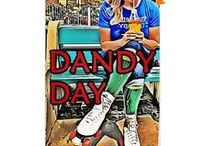 """Dandy Day, a romantic comedy by Annie Wood / Things relating to my character, Dandy Day and her life on the Venice Boardwalk. From my short novel, the romantic comedy, """"Dandy Day."""" http://ow.ly/rTMNJ on #Kindle $2.99   myBook.to/DandyDayByAnnieWood"""