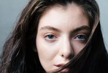 Lorde / All about the 18-year-old who came from nowhere to land a label deal, ignite a publishing battle and conquer our charts.  / by Billboard