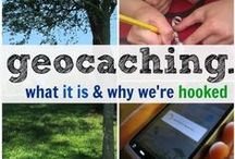 Geocaching/letterboxing