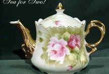 Tea Pots / by Wendy Roberts-Armao