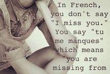 Frankryk / places to visit in France