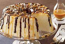 Angel Food Cake / Let your life be like Angel Food Cake...sweet and light