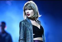 Taylor Swift / The first artist to ever receive the Billboard Woman of the Year honor twice!
