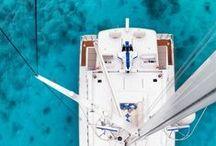 Sailing Trip / sailboats, catamarans, ocean and things to bring on my upcoming trip!