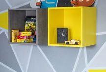 Regale fürs Kinderzimmer / Schönes für das Kinderzimmer: Möbel und Dekoideen