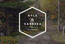 KYLE & VANESSA  / Wedding Photography by Kyle and Vanessa in Ontario, Canada / by Kyle & Vanessa Photography