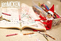 Elf on the Shelf / by Annette Wells