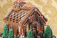 Gingerbread Houses / by Annette Wells