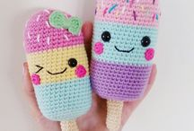 Crochet / Geeky crochet projects including Nintendo gaming, Japanese Kawaii, Film characters, amigurumi and anything else that's fun to make.
