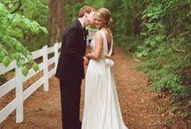 wedding | bride + groom / by Kyle & Vanessa Photography