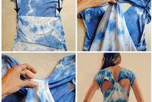 Sewing, Knitting & Refashioning