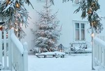 Christmas Snow / Photos which invoke in the viewer that wonderful feeling of Christmas joy. / by Anna Efird