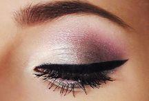 Eye make-up / by Caro Lancaster