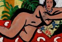 Henri Matisse 1869 - 1954 / by Finn Jensen