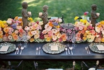 Tablescapes / by Bradley Agather Means