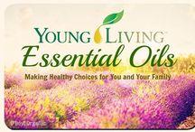 All about Essential Oils / by Joleen Hatcher