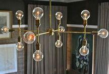 Lighting / light fixtures and concepts / by 12 Grain Studio