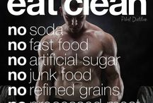 Clean eating tips and recipes / by Joleen Hatcher