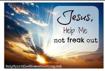 Jesus {love Him} / by Jamerrill Stewart