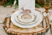 r u s t i c w e d d i n g / Inspiration for a wedding full of rustic charm..... / by MagnoliaRouge