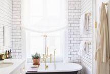 interiors | bathroom / bathroom interiors