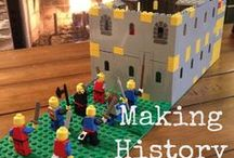 Lego Homeschool / Lego Homeschool - Free Lego Resources for Homeschool Families  / by Jamerrill Stewart