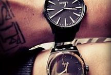 WATCHES / by JONATHAN SPAIN