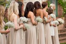Bridal Party Attire / by Brittney Stone