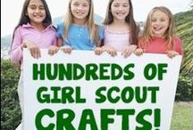 Girl Scouts Crafts! / Girl Scout crafts can make your meetings more fun. For ideas and crafts check out www.makingfriends.com / by MakingFriends.com, Inc.
