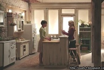 Mary Margaret's Apartment - Once Upon A Time / Apartment envy.....