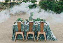 my mediterranean desert gypsy wedding