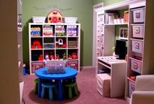 KIDS ROOMS/FURNITURE