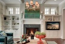 Fireplaces/ Mantles