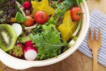 vegan : salads
