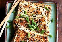 vegan : tofu <3