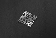 QR codes that aren't boring / QR codes are very handy and ugly at the same time. These aren't.  / by Martijn van de Polder