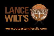 Lance Wilt's Outcast Anglers / Pennsylvania's premiere fly fishing guide service  owned and operated by Lance Wilt. Visit http://outcastanglersllc.com/ for more information.