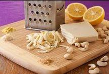 vegan : cheese