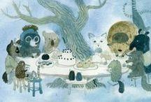 fairytales & children's book illustrations