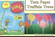 Dr. Seuss Homeschool / Free Dr. Seuss Resources, Crafts, Projects, Printables, Worksheets, plus more. All things for Dr. Seuss learning in your homeschool.