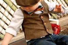 kids fashion / by Mattie Aubin