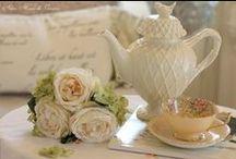 {Petite} Royle Tea Shoppe  / A few dream ideas for a dream venture...
