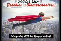 The Best of Free Homeschool Deals / Homeschool Freebies, Homeschool Deals, Frugal Living Helps and Hacks, How to Homeschool, Homeschool Encouragement, Everything to help Homeschooling families save money and sanity! Here you'll find reader's favorite articles from FreeHomeschoolDeals.com and Jamerrill Stewart.  / by Jamerrill Stewart