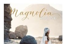 Magnolia Rouge Magazine - Issue 5 / by MagnoliaRouge