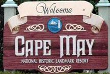CAPE MAY NJ <3 / by Lisa Kerekish