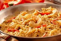 "Main Dish Recipes / Try these flavorful answers to ""What's for dinner tonight?"" / by Zatarain's"