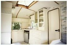 CARAVAN REMODEL / Inspiration for future caravan remodelling